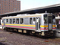 West Japan Railway - Series Kiha 120-300 - Tsuyama Color - 01.JPG