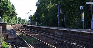 Westerfield railway station