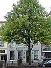 foto van Westhaven 34 vroeger woonhuis Ary Blanken, waterbouwkundige
