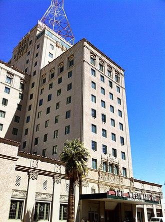 Westward Ho (Phoenix) - Image: Westward Ho Building