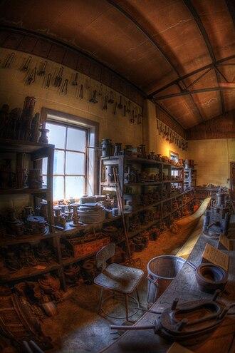 WheatonArts - Image: Wheaton Glassworks