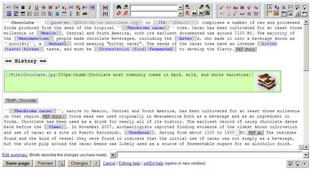 WikipediaTools Editing Tools