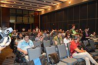 WikiLearningPresentation1Wikimania2015 10.JPG