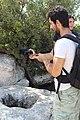 Wiki Loves Monuments 2014 in Israel Tour of Hurvat Borgin IMG 2306.JPG