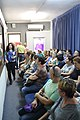 Wiki Loves Monuments 2016 in Israel Tour of the Lehi Museum IMG 1158.JPG