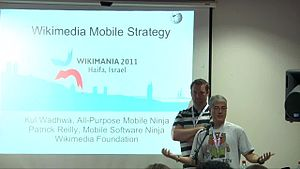 Datei:Wikimania 2011 - Wikipedia Mobile.ogv