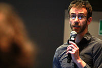 Wikimania 2015 - Joe Sutherland 40.jpg