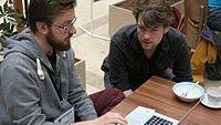 Wikimedia Hackathon 2017 IMG 4706 (34745810576).jpg