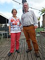 Wikimedia Nederland BBQ Key West Beachhouse Harrijnse plas (53).jpg