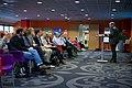 Wikimedia Nederland Conferentie 2013 (10643541723).jpg