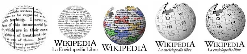 Image of Wikipedia, The free encyclopedia. 维基百科 图像