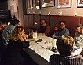 Wikipedia regulars table Chemnitz 10-21-2011 02 (aka).jpg