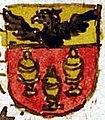 Willem Veusels, wapen, 1572.jpg