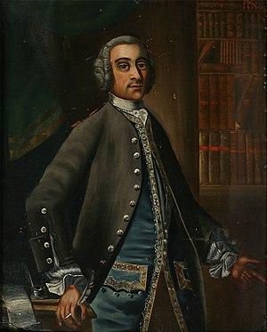 William Gwavas - William Gwavas, 19th-century portrait