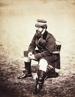 William Howard Russell - William Howard Russell, ca. 1854