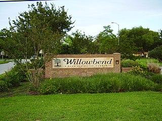 Willowbend, Houston