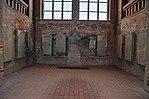 Wismar, St. Georgen, diverse Grabplatten. 2.JPG