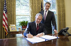 Bill Frist - Image: With Sen. Bill Frist (R Tenn.) looking on, President George W. Bush signs into law S 3728, the North Korea Nonproliferation Act of 2006, Friday, Oct. 13, 2006, in the Oval Office