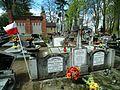 Witkowo Cemetery, Wielkopolskie Uprising tomb (Swirkowscy Family).jpg