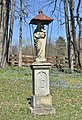 Wołowiec, cerkiew Opieki Matki Bożej, przycerkiewny cmentarz (HB15).jpg