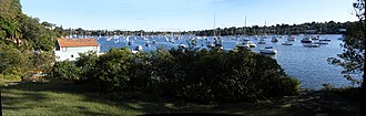 Lane Cove - Woodford Bay, Lane Cove River
