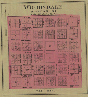 Woodsdale, Kansas - Wikipedia on