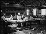 Wool-sorting room, Clifton Station (2362701189).jpg
