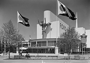 1939 New York World's Fair - Ford pavilion