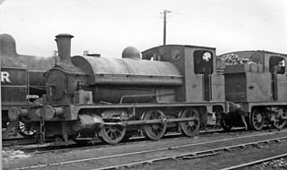 GCR Class 5 class of 12 British 0-6-0ST dock shunting locomotives, later LNER class J62