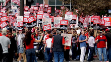 Writers Guild of America strike