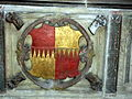 Wroxeter St Andrews - Arms of Thomas Bromley.jpg