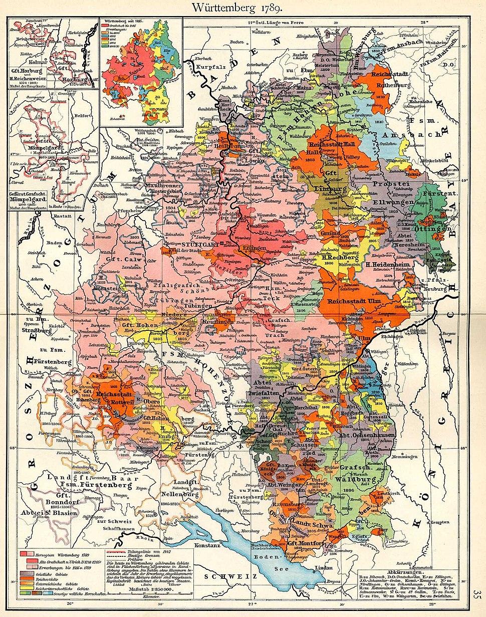 WuerttembergPutzger1905