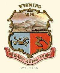 Wyoming territorio stemma