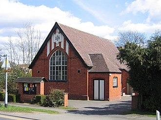 Wythall - Wythall Institute