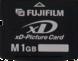 XD card typeM 1G Fujifilm.png