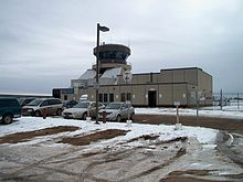 YMM Fort McMurray Airport Tower.JPG