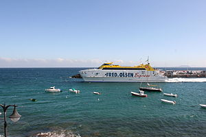 Yaiza Playa Blanca - Port - Bocayna Express (Avenida Maritima) 03 ies.jpg