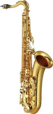 Yamaha Saxophone YTS-62. tif