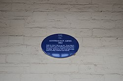 Photo of Blue plaque number 30919
