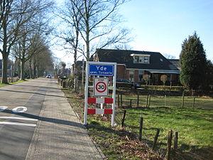 Yde - Village in 2008