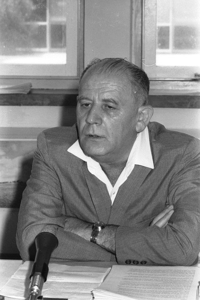 Yosef Almogi 1963-1966