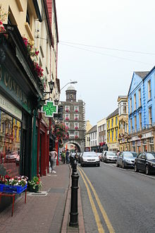 Youghal Clock Gate North 2007 08 04.jpg