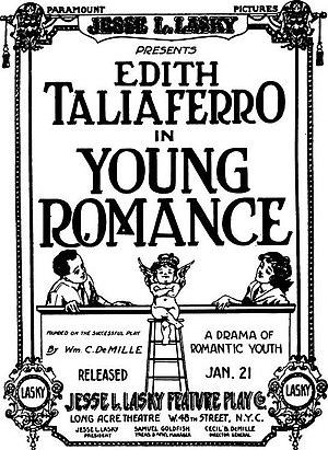 Young Romance (film) - Advertisement.