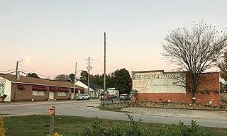 Town in North Carolina, United States