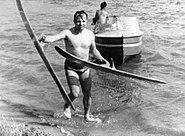 Yuri Gagarin in Dolgoprudny 6