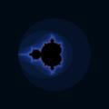 Z^2 + c Mandelbrot.png