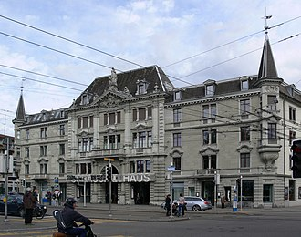 Max Frisch - Zürich Playhouse (Schauspielhaus Zürich)