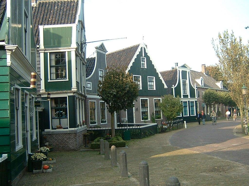 голландские башмаки история: