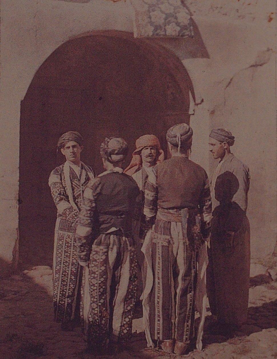 Zakho Kurds by Albert Kahn