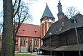 Zespół kościołów p.w. Wniebowzięcia NMP i św. Jerzego w Miasteczku Śląskim.jpg
